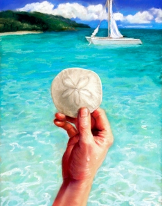 Sand Dollar: A Story of Undying Love, Excerpt, Sand Dollar, Sebastian Cole, Author, Book, Novel, Fiction