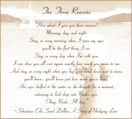 The Three Reasons