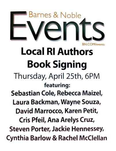 Barnes & Noble poster