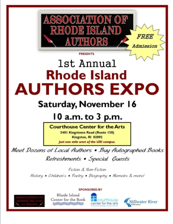 Authors Expo Flyer