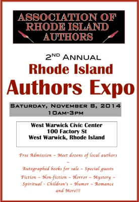 Rhode Island Authors Expo