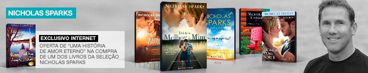 Nicholas Sparks promotion
