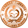 Readers Favorite book award bronze winner