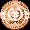 Readers Favorite book award bronze winner